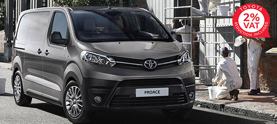 The All-New Proace