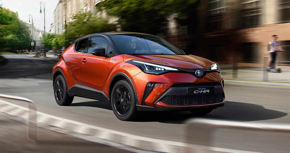 C-HR Bar-Bonus