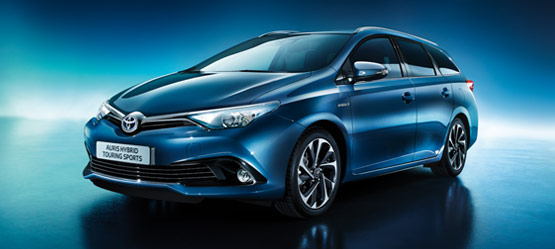 Nuova Auris Hybrid Touring Sports Active