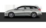 Toyota Yaris. Suosittu hatchback on saatavana myös hybridinä.