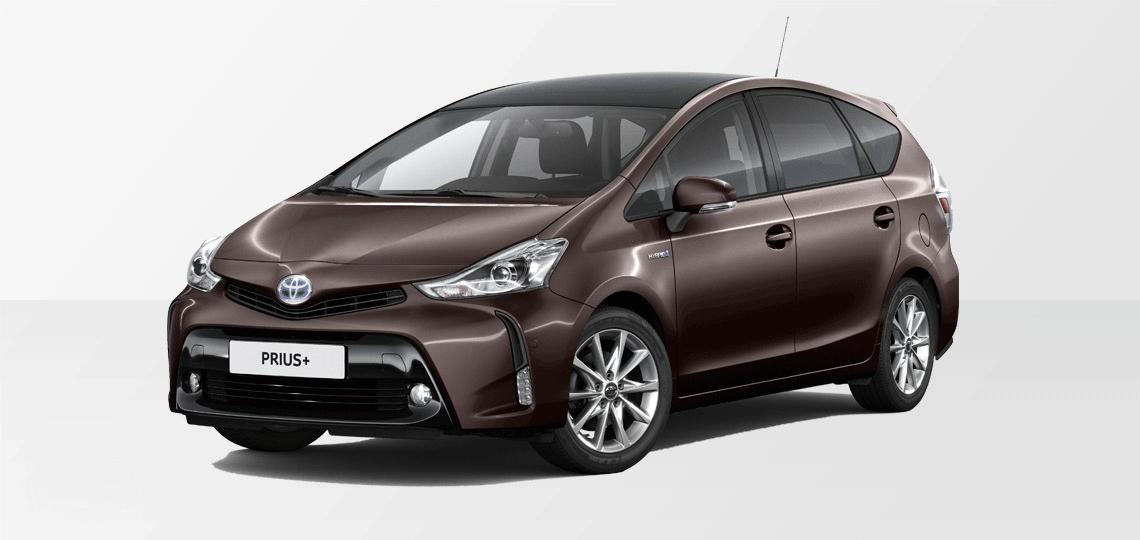 Toyota Supra 2018 Prezzo >> Toyota – Promozione Prius+ Hybrid Active