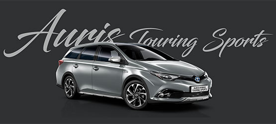 Auris Touring Sports Hybrid Limited
