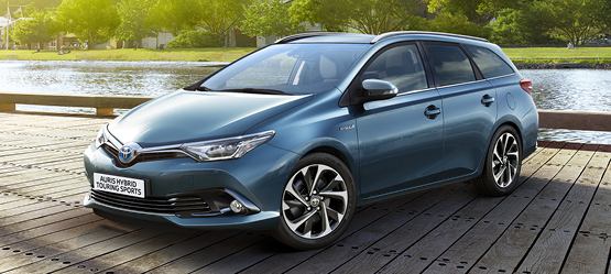 Auris Touring Sports Vantaggio Cash